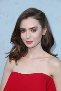 Lily Collins photo 8