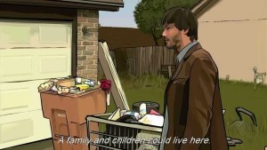 A Scanner Darkly Extrait VO