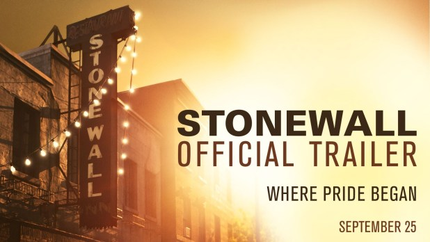 Stonewall Bande-annonce VO