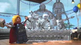 LEGO Marvel Super Heroes: Avengers Reassembled! Extrait VO