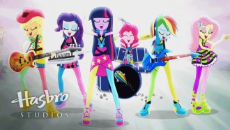 My Little Pony : Equestria Girls - Rainbow Rocks Bande-annonce VO
