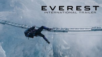 Everest Bande-annonce (2) VO
