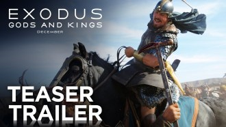 Exodus, Gods and Kings Bande-annonce (2) VO
