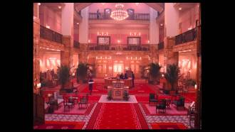 The Grand Budapest Hotel Extrait VO