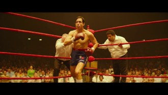 Hands of Stone Teaser VO