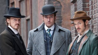Ripper Street Bande-annonce VO