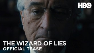 The Wizard of Lies Teaser VO