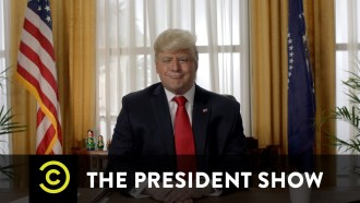 The President Show Bande-annonce VO