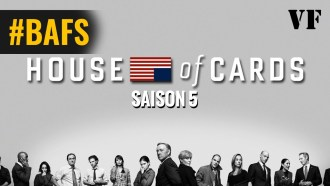 House of Cards - Saison 5 Bande-annonce VF