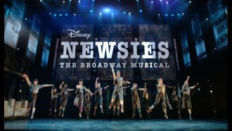 Newsies: The Broadway Musical Bande-annonce VO