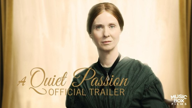 Emily Dickinson, a Quiet Passion Bande-annonce (2) VO