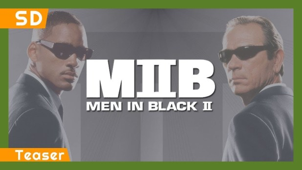 Men in Black II Teaser VO