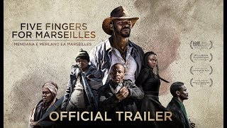 Five Fingers for Marseilles Bande-annonce VO