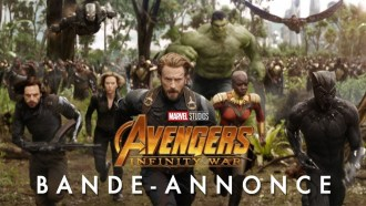 Avengers : Infinity War Bande-annonce (2) VF