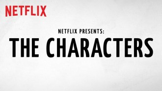Netflix Presents: The Characters Bande-annonce VO