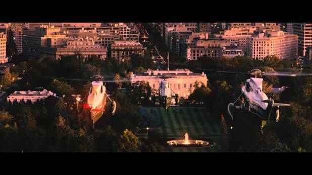 White House Down Bande-annonce (4) VF