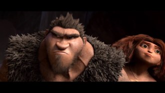 Les Croods Bande-annonce VOST