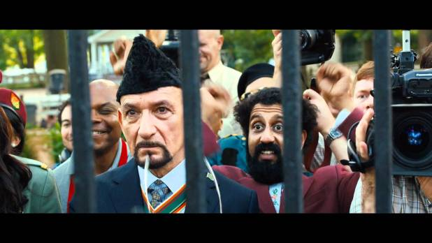 The Dictator Bande-annonce (2) VF