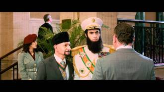 The Dictator Bande-annonce (3) VF