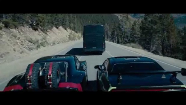 Fast & Furious 7 Extrait (2) VF