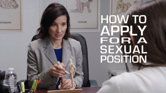 How to Apply for a Sexual Position Extrait VO