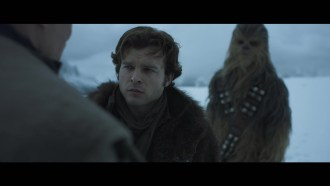 Solo: A Star Wars Story Bande-annonce (4) VOST
