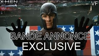 X-Men : Days of Future Past Bande-annonce (2) VF
