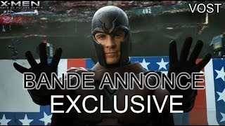X-Men : Days of Future Past Bande-annonce (3) VOST
