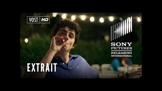 Call Me by Your Name Extrait (2) VF