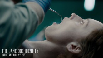 The Jane Doe Identity Bande-annonce (4) VOST