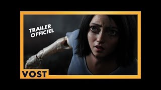 Alita : Battle Angel Bande-annonce (5) VF