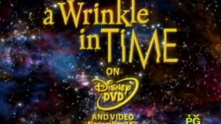 A Wrinkle in Time Bande-annonce VO