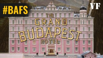 The Grand Budapest Hotel Bande-annonce VF