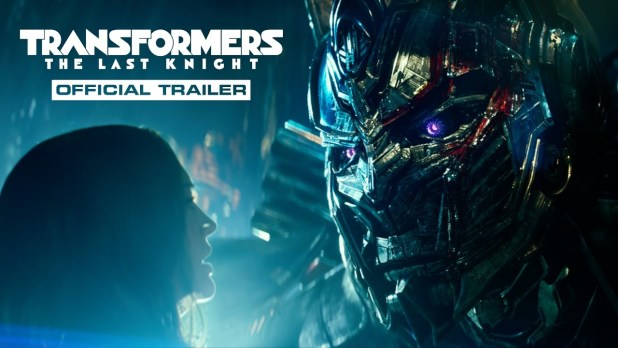 Transformers : The Last Knight Bande-annonce (2) VO
