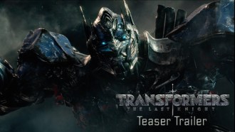 Transformers : The Last Knight Teaser (4) VO