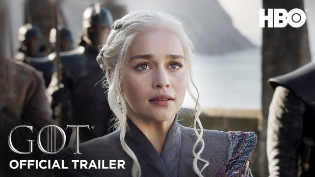 Game of Thrones Bande-annonce (3) VO