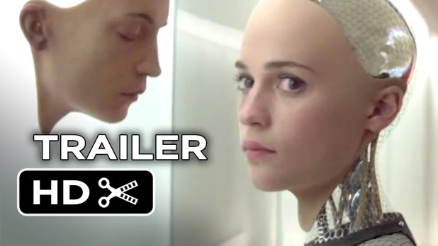 Ex Machina Teaser VO