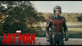 Ant-Man Bande-annonce (5) VO