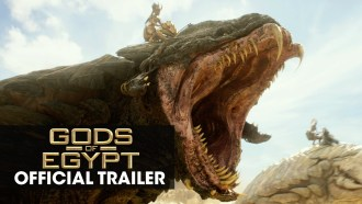 Gods of Egypt Bande-annonce (3) VO