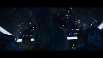 Solo: A Star Wars Story Extrait (5) VF