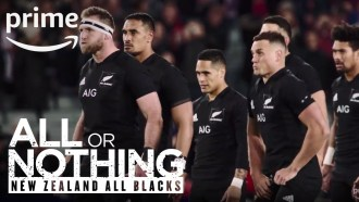 All or Nothing: New Zealand All Blacks Bande-annonce VO