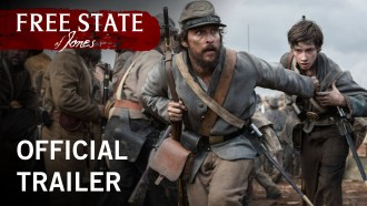 Free State of Jones Bande-annonce (3) VO