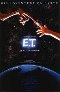ET the extra-terrial