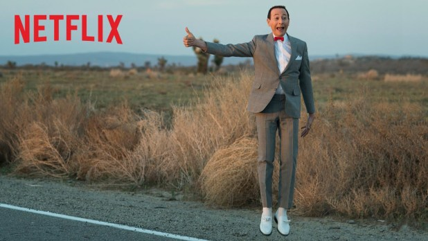 Pee-wee's Big Holiday Bande-annonce (2) VOST