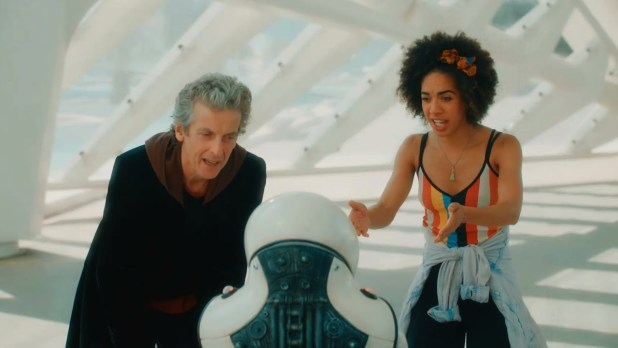 Doctor Who - Saison 10 Bande-annonce VO