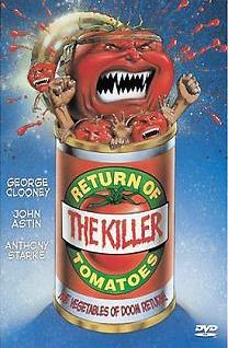 Return of the Killer Tomatoes !