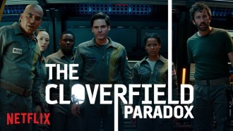 The Cloverfield Paradox Teaser (2) VOST
