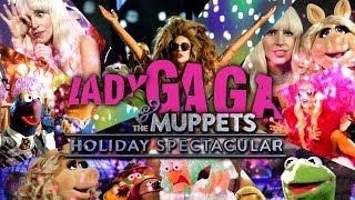 Lady Gaga and the Muppets Holiday Spectacular Bande-annonce VO