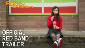 The Edge of Seventeen Bande-annonce (3) VO