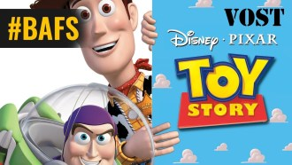 Toy Story Bande-annonce (2) VOST